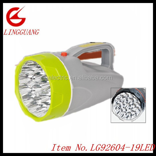 LED Work Light Torch Million Candle Power Spotlight Hand Lamp
