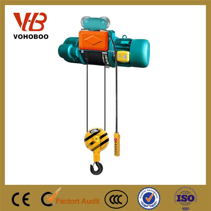240v High Torque Low Rpm Ac Electric Motor For Crane Using