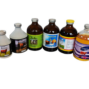 Pig medicine Iron-dextran 10% Injection veterinary injectable
