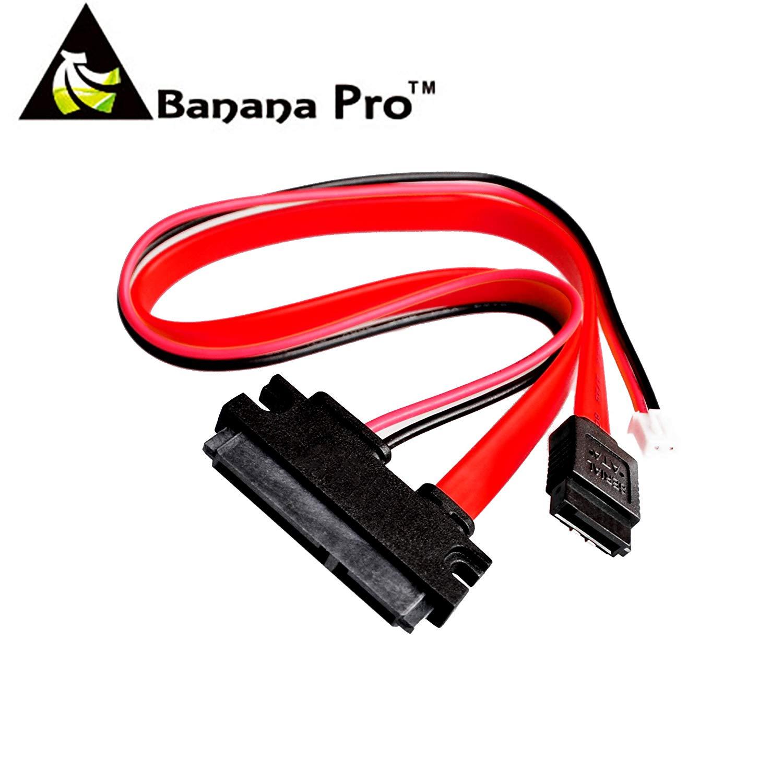 Seajunn Banana Pi SATA cable. Banana Pro HDD Cable. Banana Pi hard disk cable. Connect 2.5 inch hard disk to Banana Pi