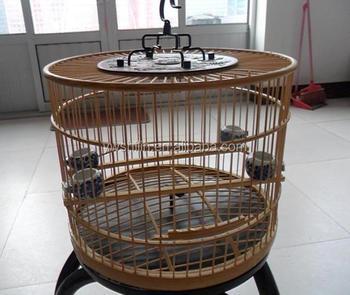 Bamboo Bird Cage Manufacturers / Bamboo Wood Bird Cage / Hanging Bamboo  Bird Cages For Sale / Decorative Bamboo Bird Cage - Buy Decorative Wooden  Bird