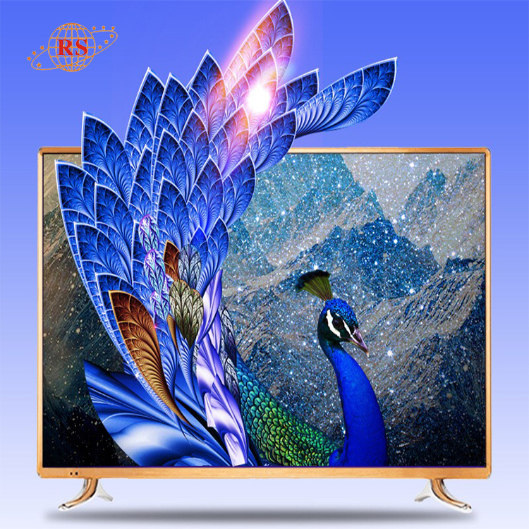 Grosir Ultra HD 55 Inci TV Televisi 4 K 42 55 65 Inch Smart Android LED LCD TV UHD 3840*2160