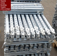 Galvanized Steel Easy Install efficient circular formwork Adjustable Column Clamps