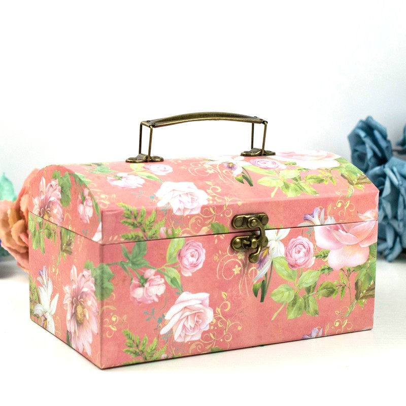 Hotsell handle box supplier flower box