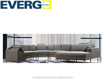U Shaped Sectional Sofa And Genuine Leather Sofa Set Buy Hot