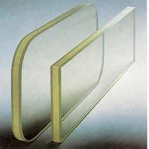 ZF2 X-ray Lead Glass used in CT scan, Nuclearmedicine,observing windows and X-ray in medicine