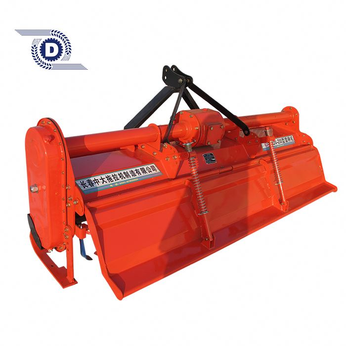agricultural farm machinery rotavator with hard blade
