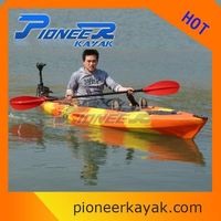 Kingfisher / Pioneer double kayaks for sale supplier
