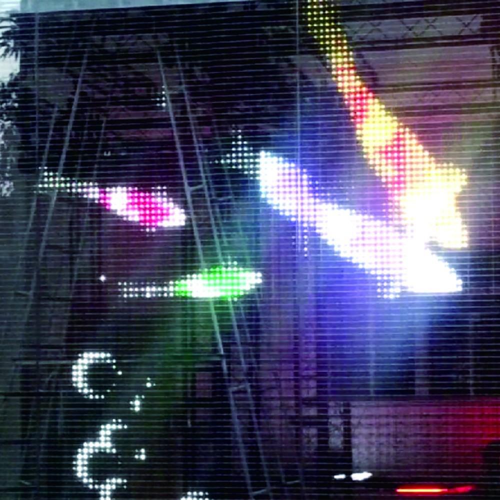 Full Color Seekway Transparent Led Screen