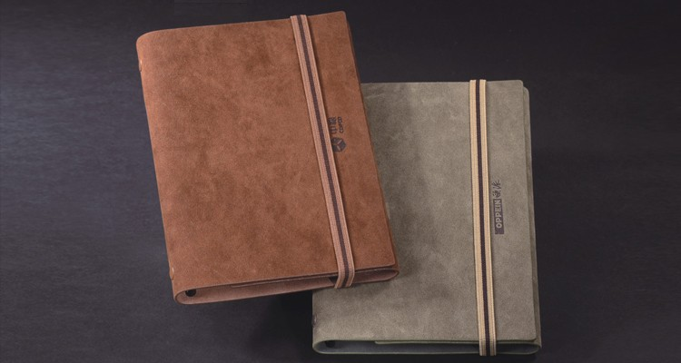 bulk coil made to order customized cheap journals notebooks metal