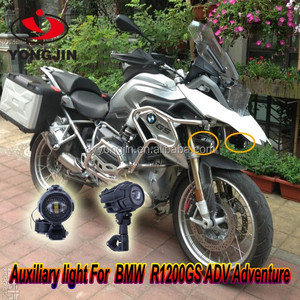 For 2004-2012 BMW R1200GS Driving Lights Lamps Fog Lamps Lights Kit 2007 2008 2009