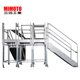Skillful manufacture frame trolley production auto body frame machine