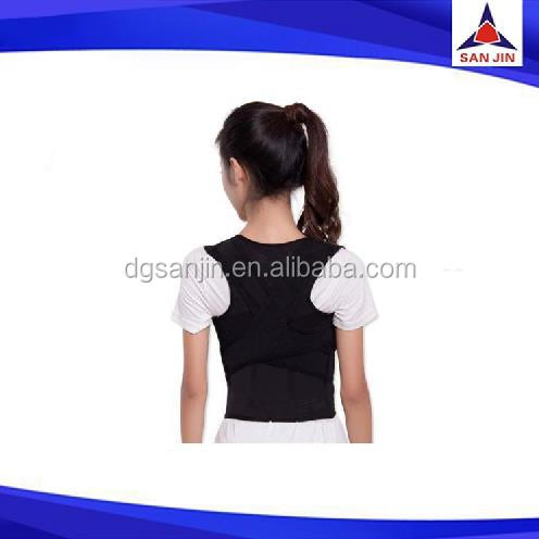 Posture Correction neoprene back support lumbar support