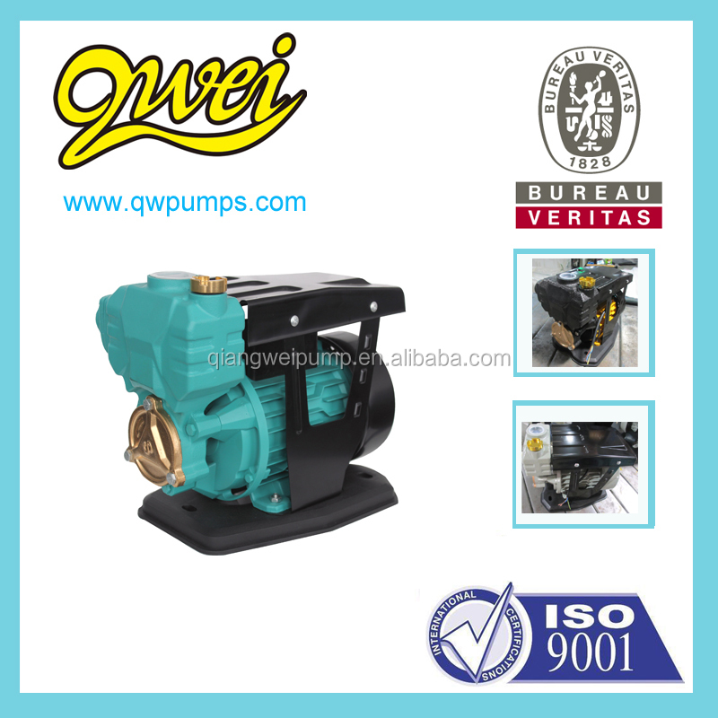 QW126A NEW style selfpriming pump avoid raining