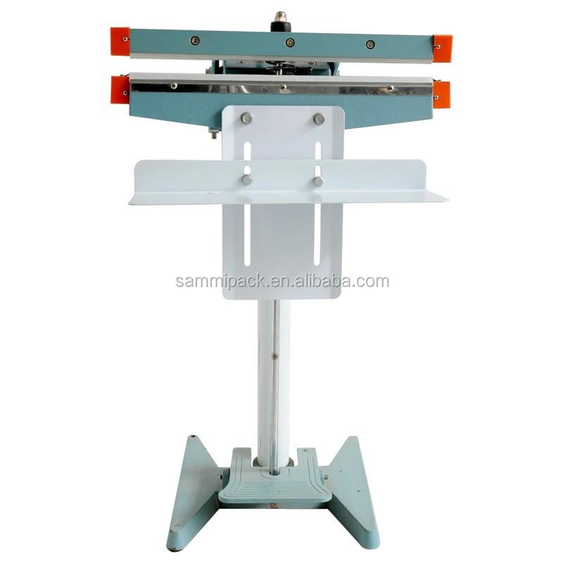 Wholesale Foot Pedal Impulse Sealing Machine With Date Coder - Buy Pedal  Sealing Machine,Foot Inpulse Sealing Machine,Inpulse Sealer Product on