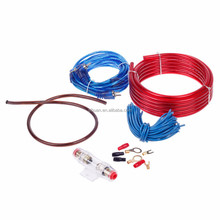 2015 china factory standard quality low voltage best performance car audio cable kit amp wiring kit