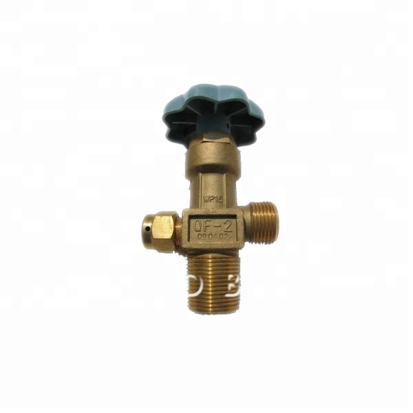 QF-2 / QF-2C Brass Valve for Oxygen O2 N2 Air <strong>Gas</strong>