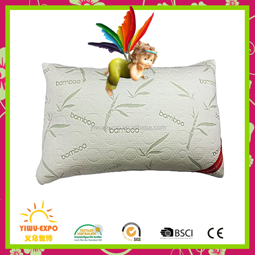 Maximum Comfort and Pain Relief with Shredded Memory Foam for Back, Stomach, and Side Sleepers Dream bamboo memory foam pillow