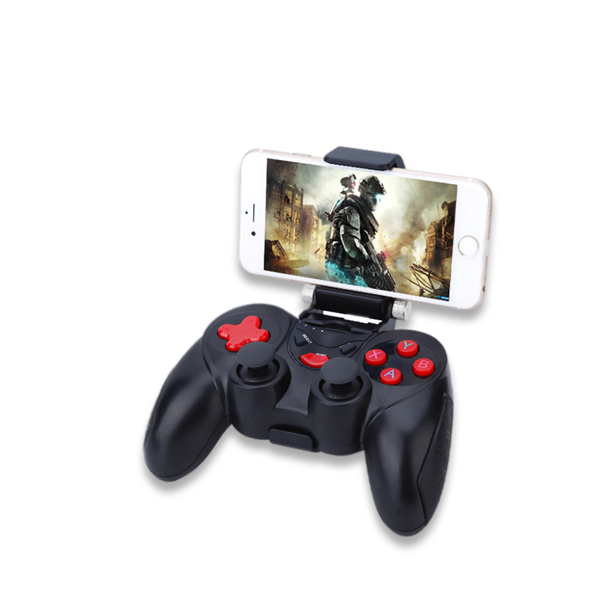 4 in 1 Multifunction smartphone bluetooth wireless gamepad with cooling fans