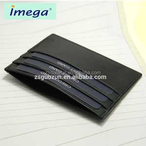 New Short PU Leather Credit Card Holder cardcase card Bag cover card holder wallet