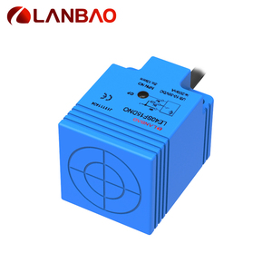 LANBAO Standard function series Square Cable connection vehicle proximity sensor