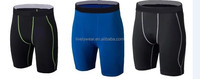 Lively black imported lycra fabric men's running wear/Inside Out Breathable Fashion Basketball Shorts /Men Sports Shorts