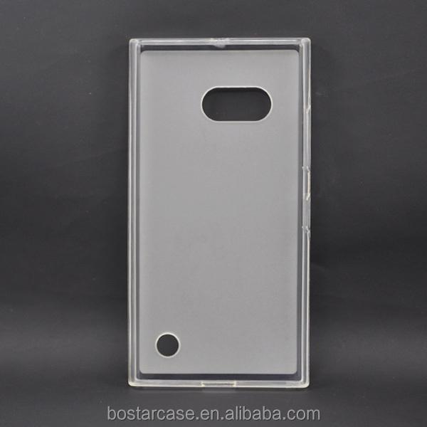 Protector For Nokia Lumia 735 Soft Tpu Bumper Case