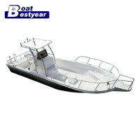 Bestyear offshore UF30FL centre console fishing boat