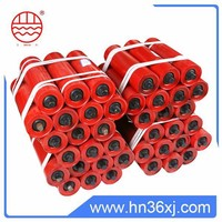 China exporter long service life dia 127 return roller for project