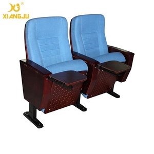 Factory supply theater seat furniture auditorium lecture hall seating church chair