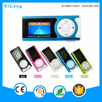 Top selling classic mini MP3 player sports convient free download music player