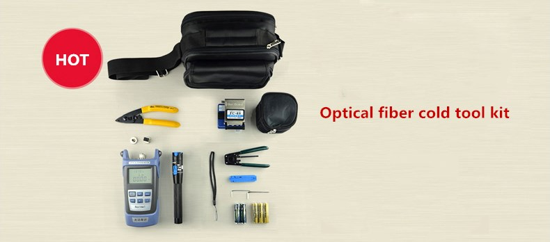 High Quality Ftth Fiber Cold Connection Tool Optical fiber cold connection tools