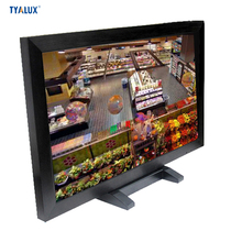 32 inch cctv security system cheap computer monitor with bnc input
