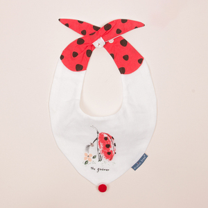 Muslin Tree cotton soft baby bibs for drooling and playing