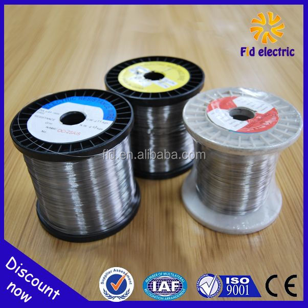 Nichrome Alloy Electric Blankets Heating Wire