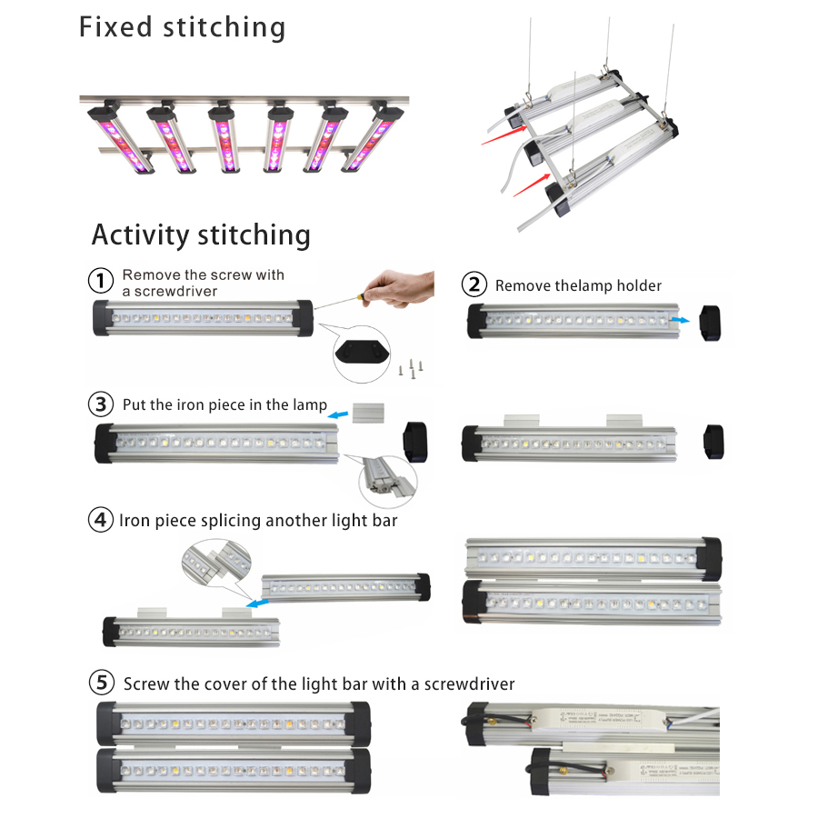 35W Bar Grow Light