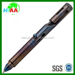 OEM design aluminum alloy military grade tactical pen