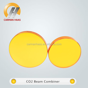 USA imported material ZnSe CO2 Beam Combiner