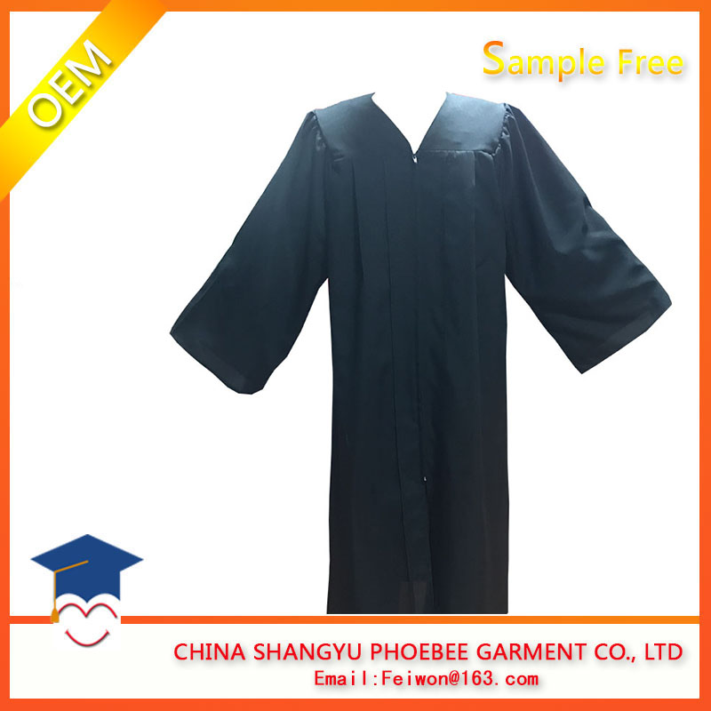 13dbc2d4285 Manufacturers Black Matte Graduation Gown Disposable And Cap ...