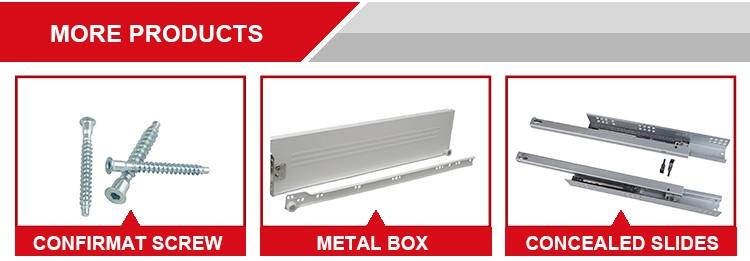 Wonderful Furniture Glass Table Top Hardware Screw Shelf Supports , Metal Plastic  Cabinet Shelf Support