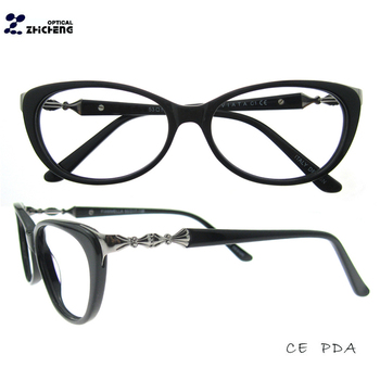 Latest Cat Style Men Women Glasses Frame Top Quality Spectacle ...