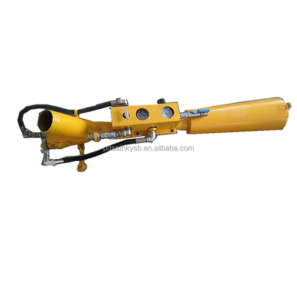 Air and water jet perforating drill hole dust collector