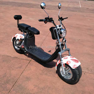 1500w chinese factory 2018 new two battery 12ah 20ah aluminium wheel electric scooter 800w citycoco scooter/cheap e-scooter