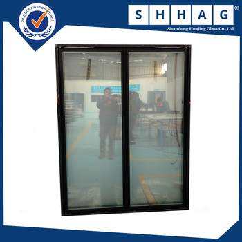 Electric Heating Insulated Glass Door For Display Refrigerator Parts