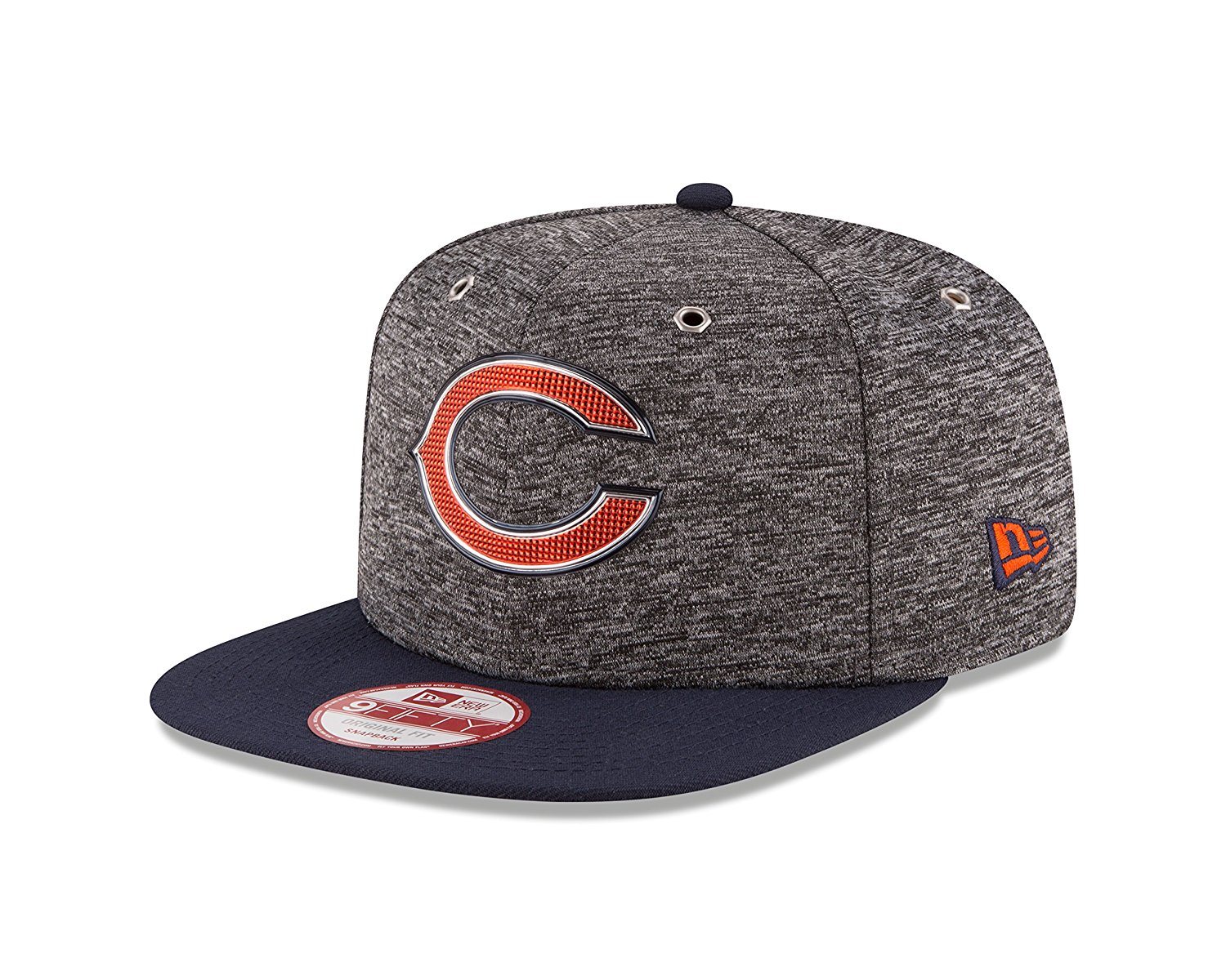 Get Quotations · NFL Chicago Bears 2016 Draft 9Fifty Snapback Cap 9f07c51d4