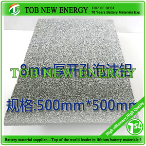 8mm Thickness 1.6mm Porosity Foamed Aluminum Supplier