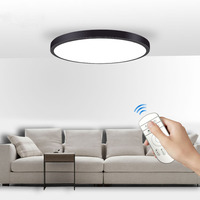 18W 300mm Modern Ceiling light Round Surface Mounted led ceiling lamp led flush mount ceiling light