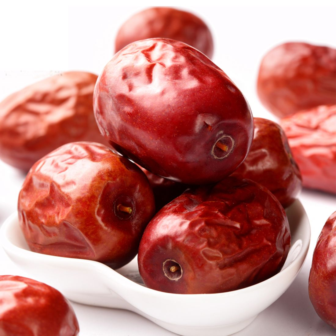 Chinese Dry Fruit Dried Jujube Fruit Organic Dried Red Dates in Whole