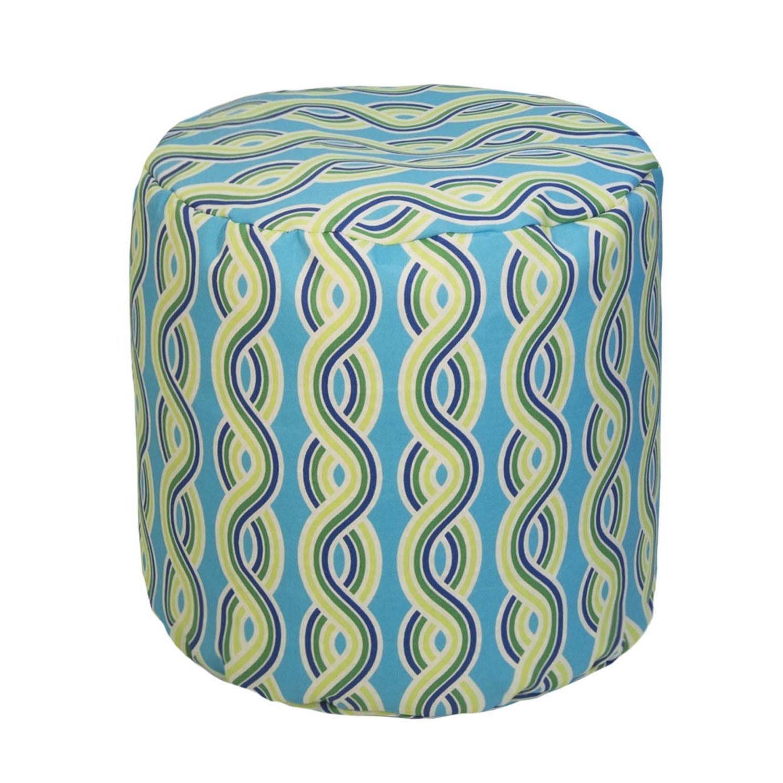 5e7b488672fbf Buy 1 Piece Serpentine Capri Round Shaped Ottoman