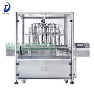 Bottled Rose Essential Oil Filling Machine, Perfume Filler, Linear Jar Liquid Filler